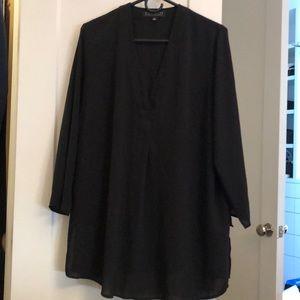 Eloquii V-neck Tunic size 16